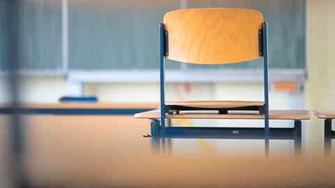 """Die """"Bundes-Notbremse"""" schickt Schüler erst ab einer Inzidenz von 200 in den Distanz-Unterricht. Die derzeitigen Regelungen in den Bundesländern sind höchst unterschiedlich. Foto: dpa"""