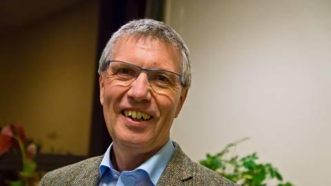 Erwin Manz sieht noch viel Nachholbedarf bei der Energiewende. Foto: Wolfgang Bartels