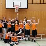 Einen tollen vierten Platz belegte die neu formierte U12 Mädchenmannschaft in der Bezirksliga bis zum unerwarteten Saisonende.