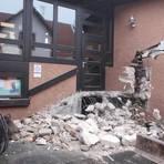 Kleestadts Gemeindehaus wird gegenwärtig saniert. Es soll einen barrierefreien Zugang erhalten.Foto: Kirchengemeinde  Foto: Kirchengemeinde
