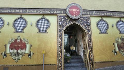 Das Shiraz in der Dieburger Straße setzt nun auf einen Lieferservice. Foto: Guido Schiek