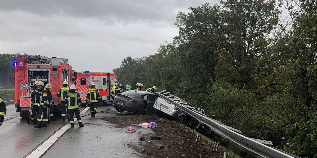 Unfall Mainz-Kastel Heute