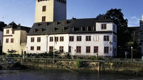 Die Kurtrierische Burg in Boppard. Foto: Archiv