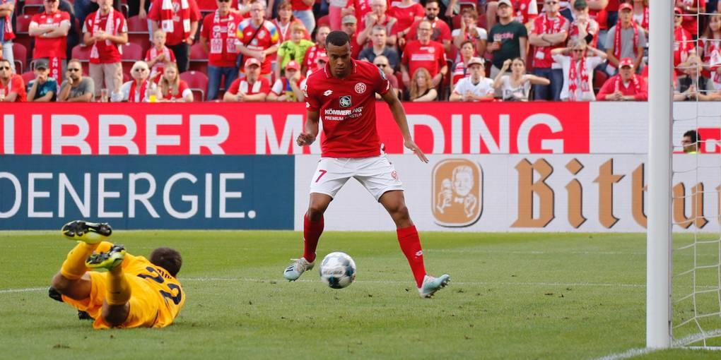 Mainz 05 mit Befreiungsschlag: 2:1-Sieg gegen Hertha BSC_Allgemeine Zeitung