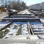Wiederbelebung möglich? Stillgelegte Gleise in einem Gewerbegebiet in Groß-Bieberau. Foto: Guido Schiek