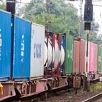 Bietet die Bahn-Planung für die Neubaustrecke Frankfurt-Mannheim genügend Kapazität für wachsenden Güterverkehr? Daran haben südhessische Verwaltungschefs Zweifel geäußert. Foto: dpa