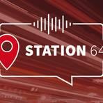 """Die nächste Folge von """"Station 64"""" steht in den Startlöchern. Foto: moZz - adobe.stock, Grafik: VRM/kbeck"""