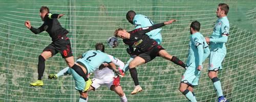 Auch bei den beiden Testspielen im Trainingslager gegen den SC Freiburg verspielte der FSV Mainz 05 eine 2:0-Führung. Foto: rscp