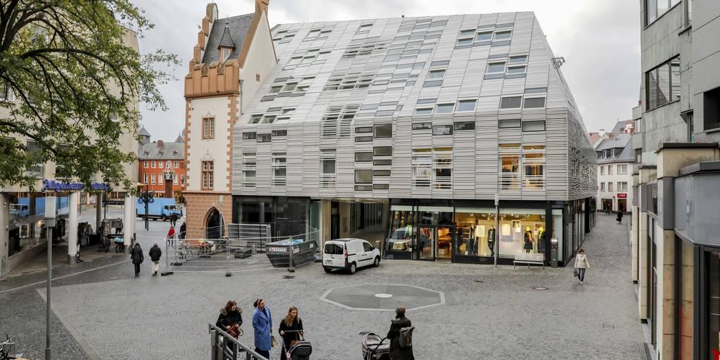 Neuer Mieter in Mainzer Markthäusern