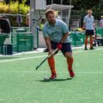 Freut sich auf die Restsaison: WTHC-Kapitän Sebastian Feller. Archivfoto: Feller