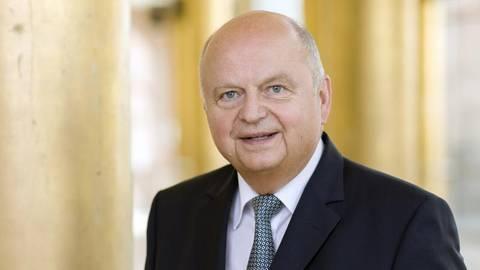 Harald Brandes, Vorsitzender des Rundfunkrats beim Hessischen Rundfunk.  Foto: HR/Ben Knabe  Foto: HR/Ben Knabe