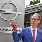 Opel-Chef Michael Lohscheller. Archivfoto: dpa
