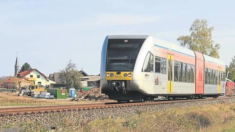 Die Hessische Landesbahn soll weiterhin mehrere Regionalstrecken betreiben und auch für die Lumdatal- und die Horlofftalbahn zuständig sein, falls diese reaktiviert werden.  Archivfoto: Woitas