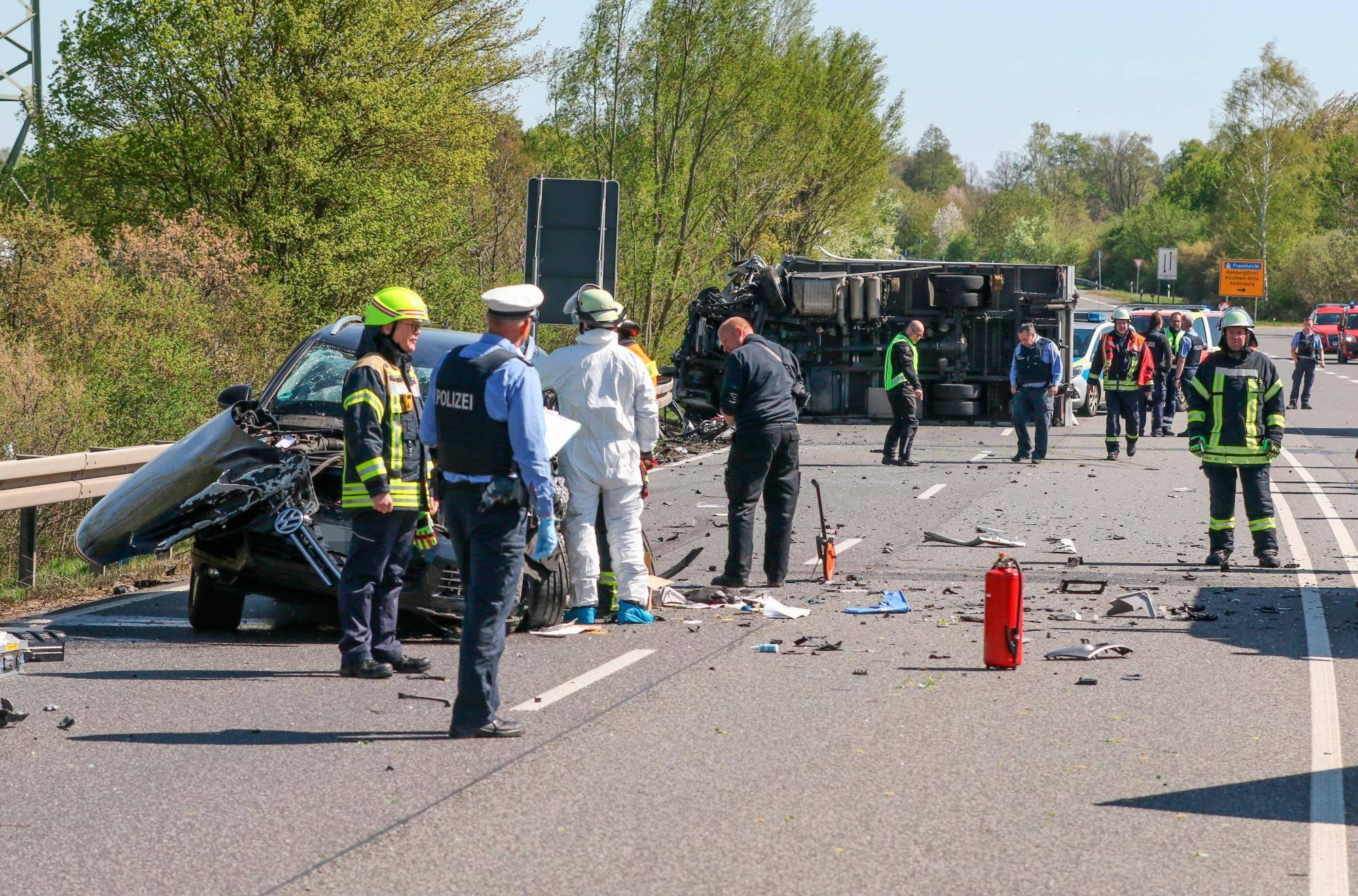 tödlicher unfall stadtallendorf