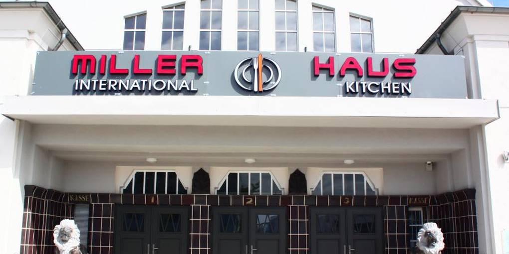 Neues Restaurant In Giessen Miller Haus In Miller Hall