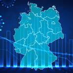 Die wichtigsten Daten zur Corona-Pandemie in Deutschland. Fotos: pondshutter, sunt - stock.adobe; Montage: vrm/ap