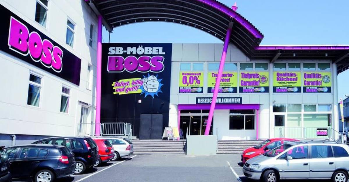 Discount Kette Möbel Boss Eröffnet Filiale Im Wirtschaftspark In