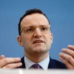 Bundesgesundheitsminister Jens Spahn. Foto: dpa