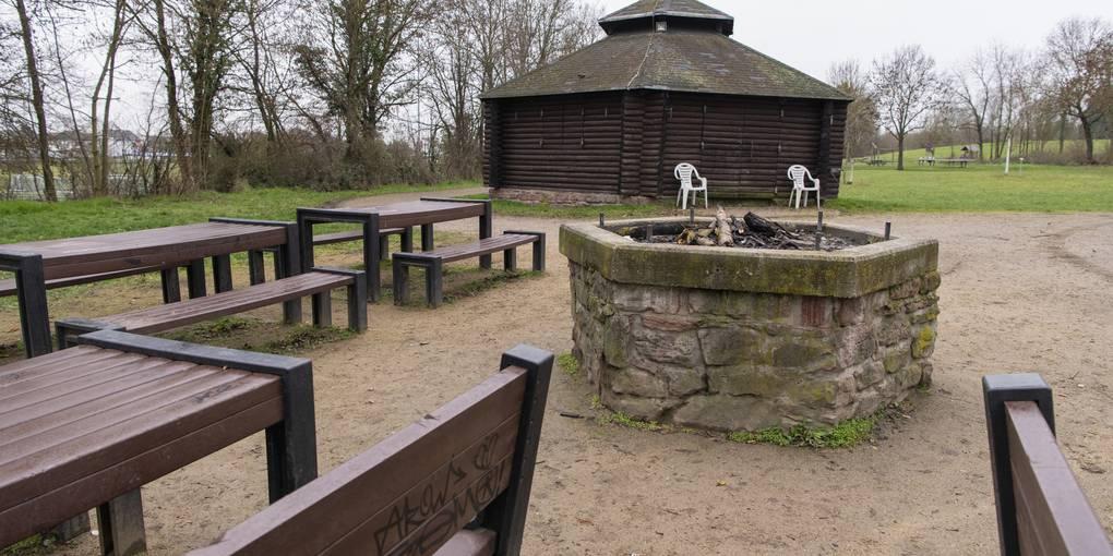 Grillhütte Gernsheim