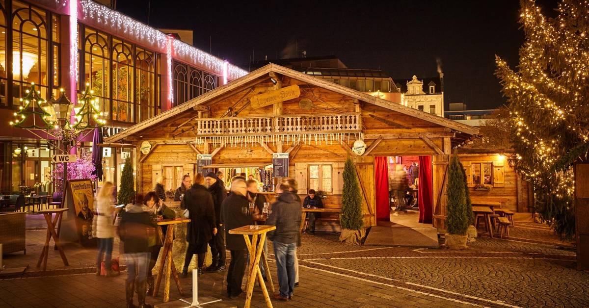 Weihnachtsmarkt In Bad Homburg