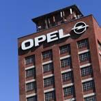 Opel-Werk in Rüsselsheim. Foto: dpa