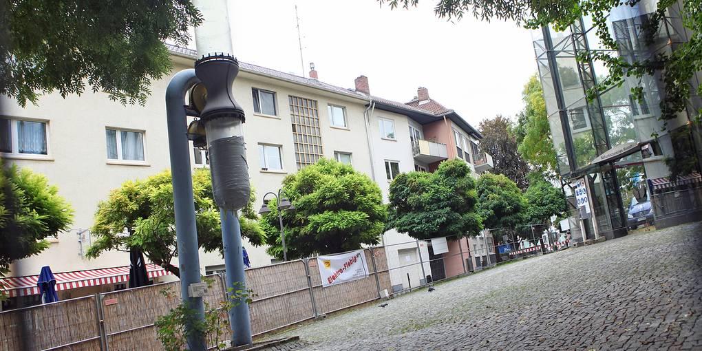 Irreparable Sanduhr an Museum wird wohl abgebaut - Allgemeine Zeitung