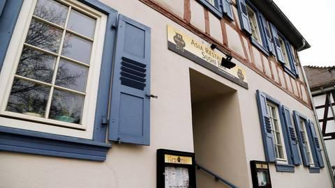 """Das """"Asia Restaurant Sushi Bar"""" bietet Qualität zu äußerst fairen Preisen. Foto: Andreas Kelm"""