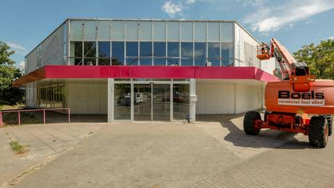 Fitnessstudio Zieht In Ehemaliges Möbel Boss Gebäude In Mainz Hechtsheim