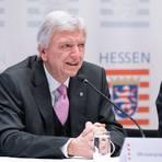Hessens Ministerpräsident Volker Bouffier. Archivfoto: dpa