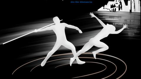 """Am 18. Juli ist es soweit, dann steigt in Wetzlar das Leichtathletik-Meeting """"Fast Arms, Fast Legs"""". Foto: Veranstalter"""