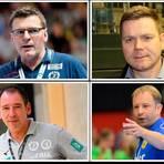 Vier Experten, eine Meinung zu Till Klimpke: (von links oben, im Uhrzeigersinn) Jasmin Camdzic, Axel Geerken, Thomas Weber und Jan Gorr. Fotos: Martin Weis (3)/dpa