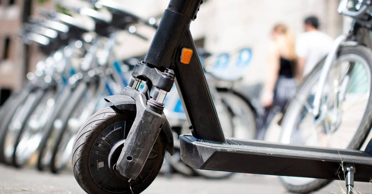 Keine E-Scooter an den Fastnachtstagen - Allgemeine Zeitung